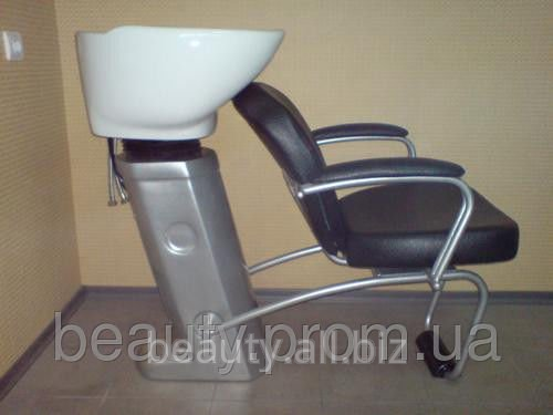 Buy Sink M00711, hairdresser's with a chair