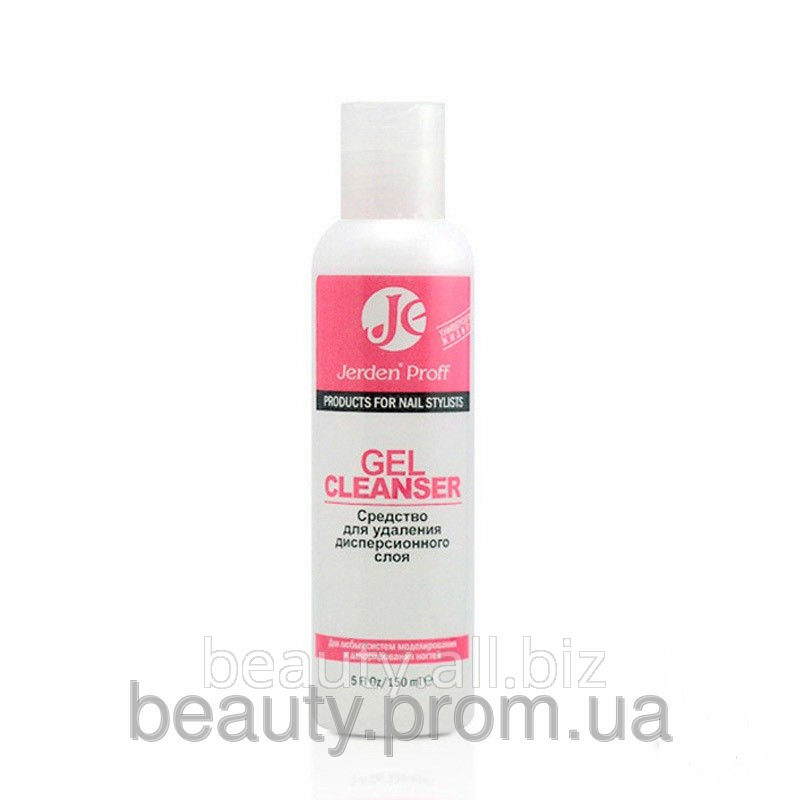 Buy Means for removal dispers. layer of 150 ml (Gel Cleanser) of JERDEN