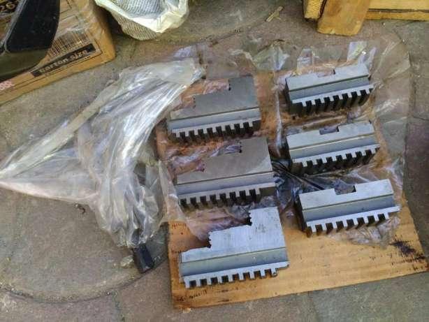 Кулачки к токарному патрону  Bison Bial