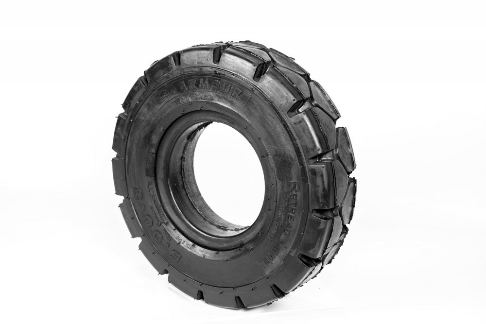 Wheels of 5.00-8 Armour (China) for loaders