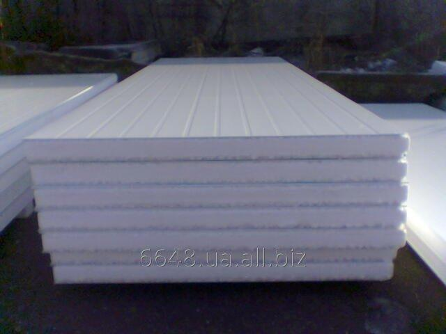 Buy Sandwich panel of 100 mm. (PPS)