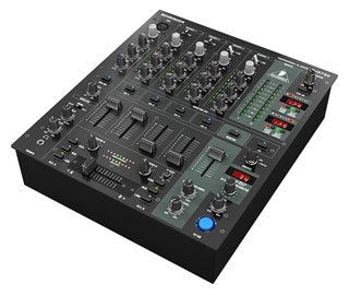 Купить DJ-микшер BEHRINGER PRO MIXER DJX750