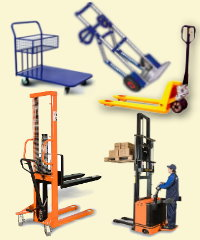 Repair and technical maintenance of warehouse equipmen