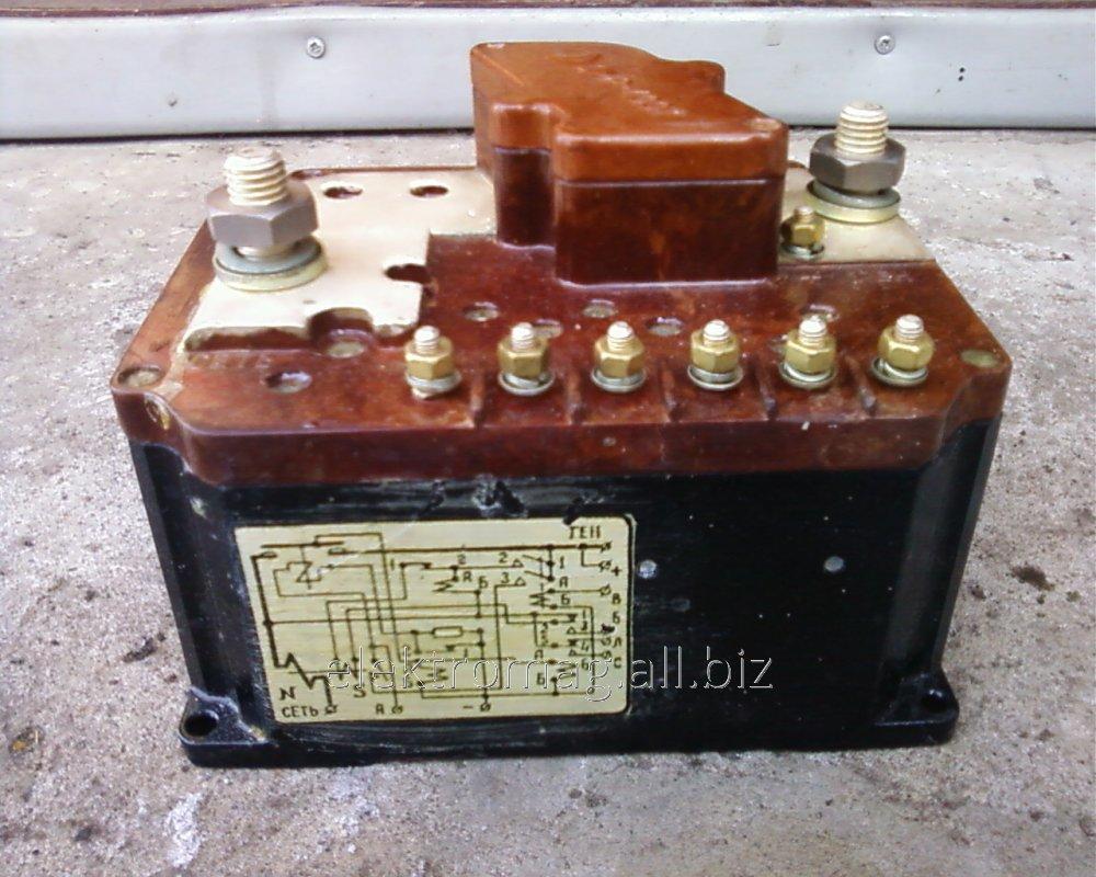 Дифференциально-минимальное реле ДМР-400Т
