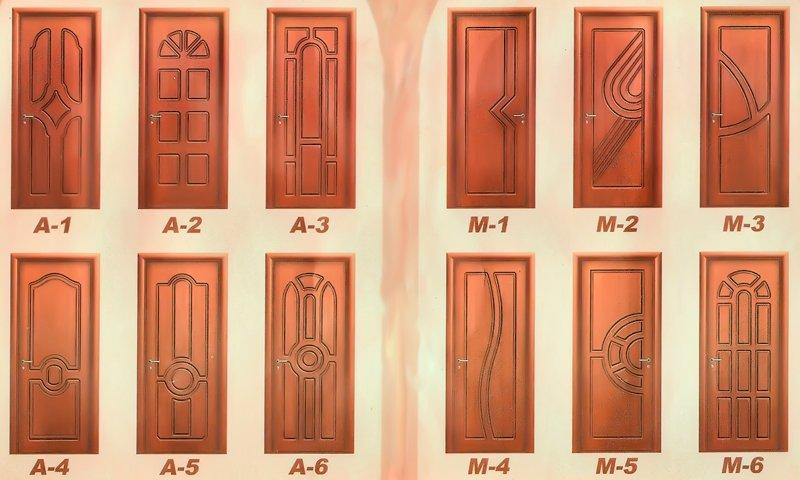 Двери с мдф накладками своими руками