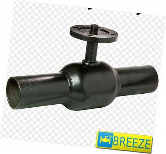 Купить Кран стальной шаровой BREЕZE 11с937п под электропривод DN 50/50