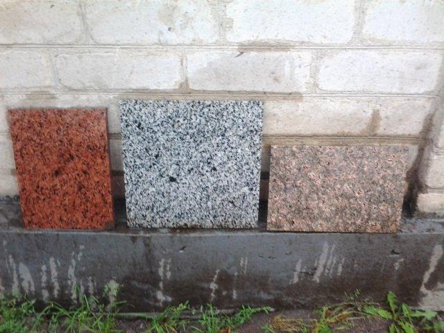 Купити Плитка граніт