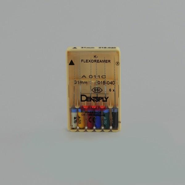 K-Flexoreamer  Colorinox, Dentsply Maillefer, 25мм, 6 шт/уп