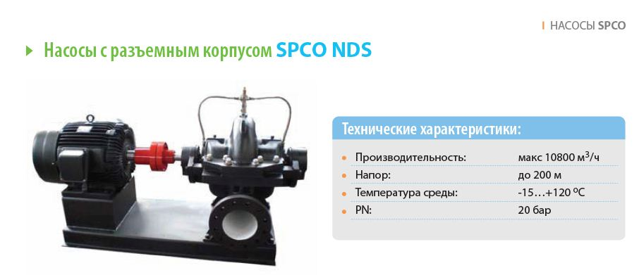 Buy Pumps with the demountable SPCO NDS case