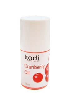 """Buy Oil for a cuticle """"Cranberry"""" of 15 ml. Kodi"""