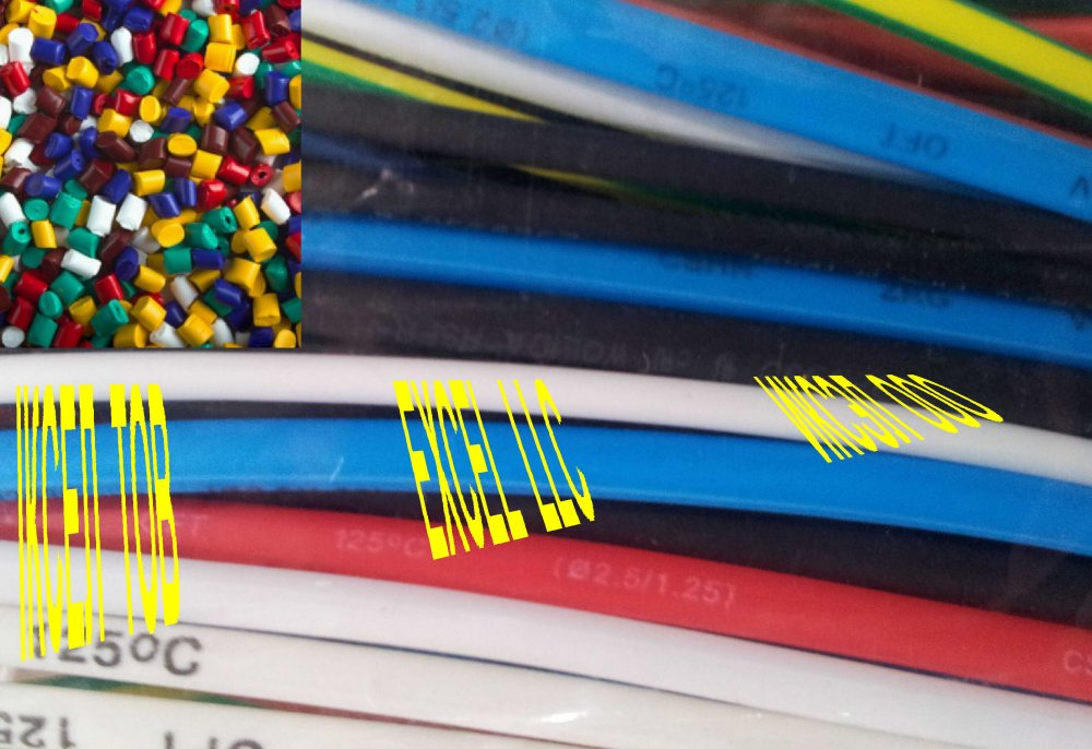Buy Raw materials for production of plastic soft, semifixed, rigid and thermoshrinkable tubes of products from the producer
