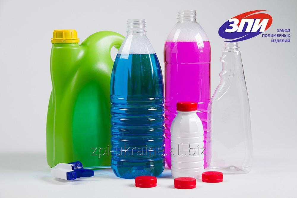 Упаковка для бытовой и профессиональной химии
