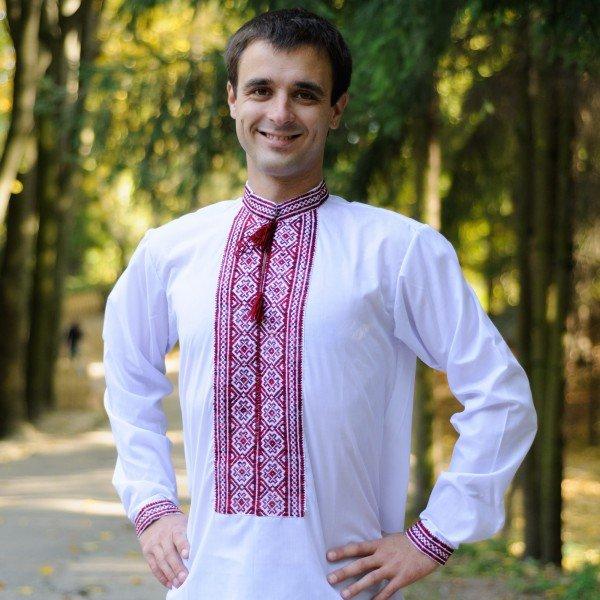 Сорочка вишиванка чоловіча батистова купити в Дніпро b1496512f0b3b