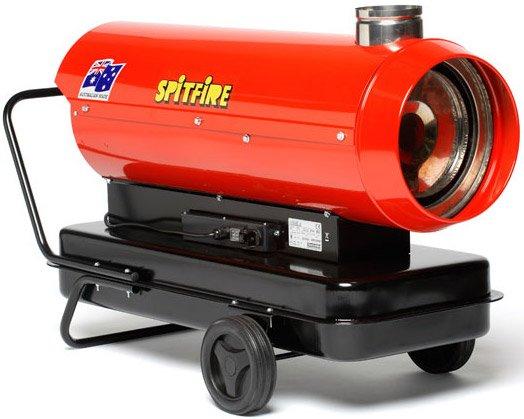 Дизельный нагреватель Spitwater Spitfire IC25