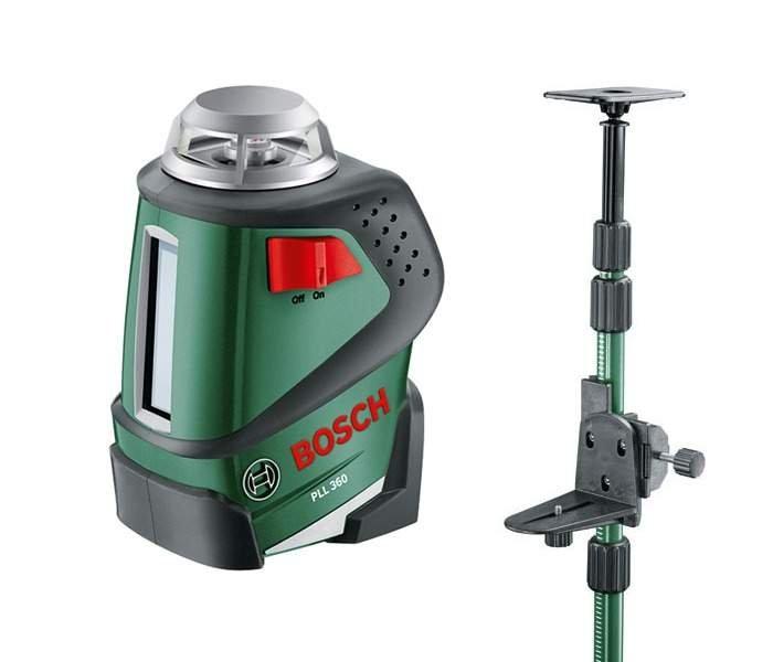 Купить Лазерный нивелир Bosch PLL 360 + TP320