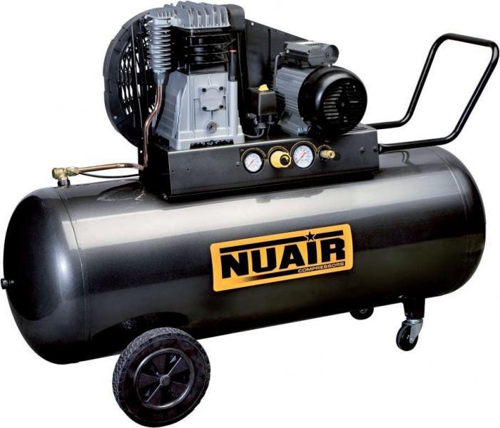 Компрессор NuAir B3800B/4T/200 TECH