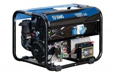 Генератор SDMO Technic 6500 E AVR Modys