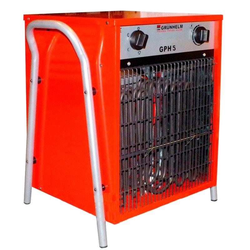 Электрический нагреватель Grunhelm GPH-5