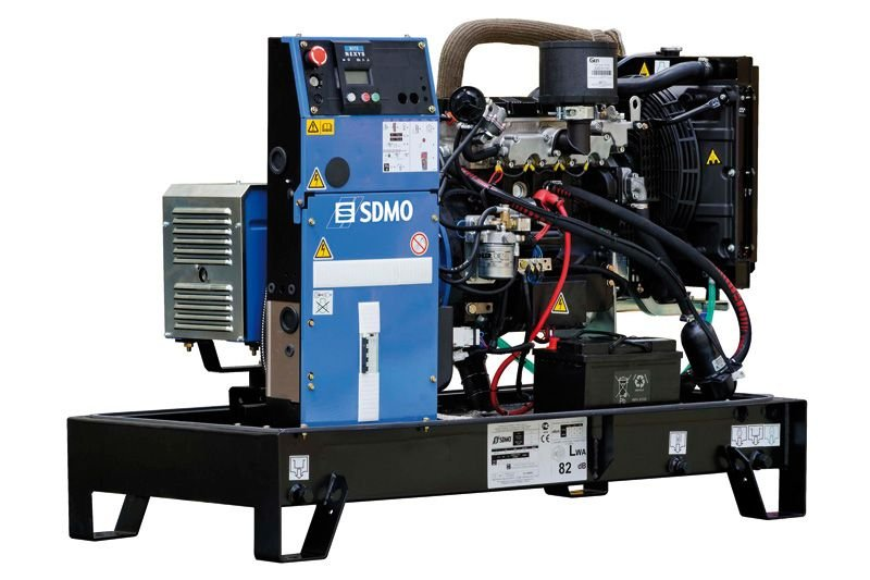 Генератор SDMO K21