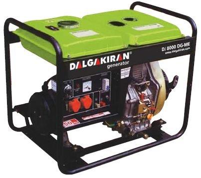 Генератор Dalgakiran DJ 7000 DG-TE