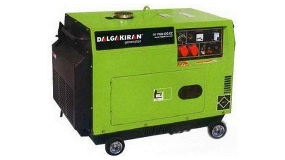 Генератор Dalgakiran DJ 4000 DG-EC