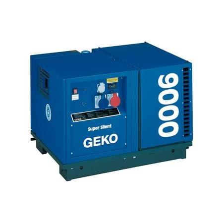 Купить Генератор Geko 9000 ED-AA/SEBA BLC SS