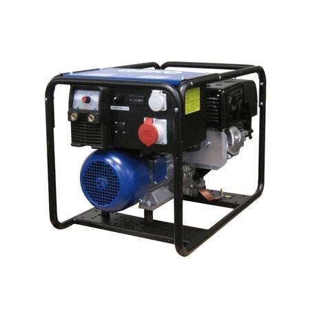 Сварочный электрогенератор Geko 6410EDW-A/HHBA