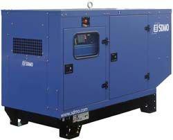 Генератор SDMO J220 C2 Silent
