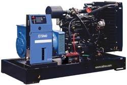 Генератор SDMO J220 C2
