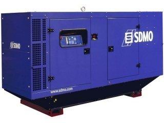 Генератор SDMO J130K Silent