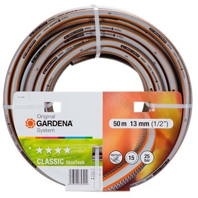 """Шланг Gardena Classic SkinTech Hose 13 mm (1/2"""") (08569)"""
