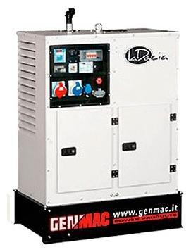 Генератор Genmac Living G15000LSM