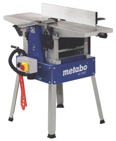 Фуговально-рейсмусовый станок Metabo HC 260 C-2.8 DNB