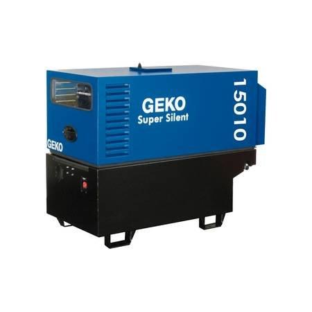 Генератор Geko 15010 ED-S/MEDA SS