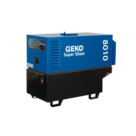 Генератор Geko 8010 ED-S/MEDA SS