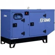 Генератор SDMO J33K Silent