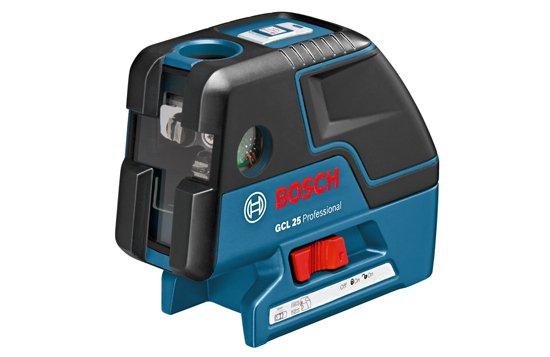Линейный лазерный нивелир Bosch GCL 25 (0601066B00)