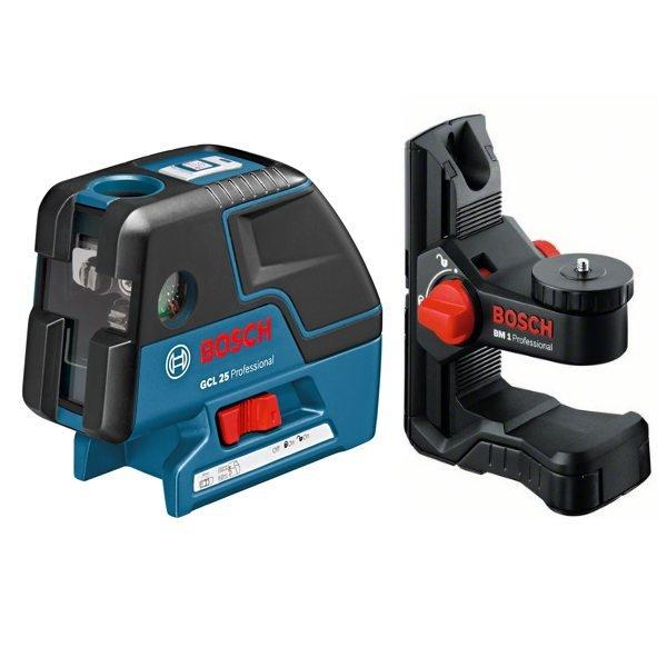 Купить Линейный лазерный нивелир Bosch GCL 25 (0601066B02)