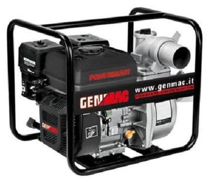 Мотопомпа Genmac G3
