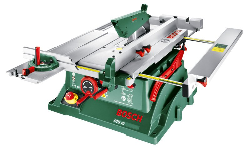 Настольная циркулярная пила Bosch PTS 10