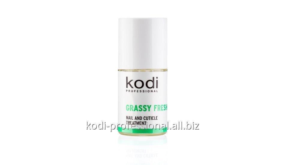 Масло для кутикулы Kodi professional Grassy fresh 15 ml