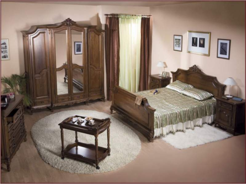 Bedroom Of Royal Furniture Paradise Salon Odessa Offers Home Decoration And Light Production Romania Italy Spain Germany