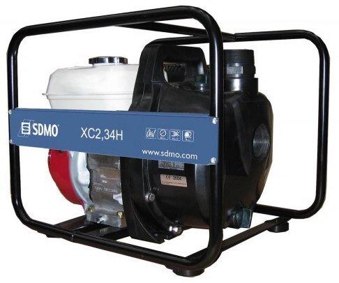 Мотопомпа SDMO XC 2.34 H