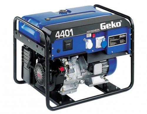 Купить Генератор Geko 4401 E-AA/HEBA BLC