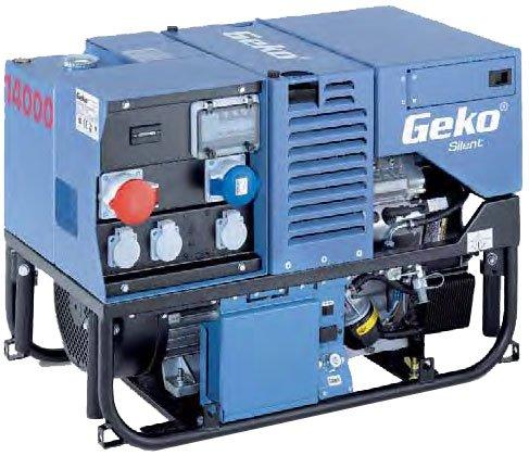 Купить Генератор Geko 14000 ED-S/SEBA SS
