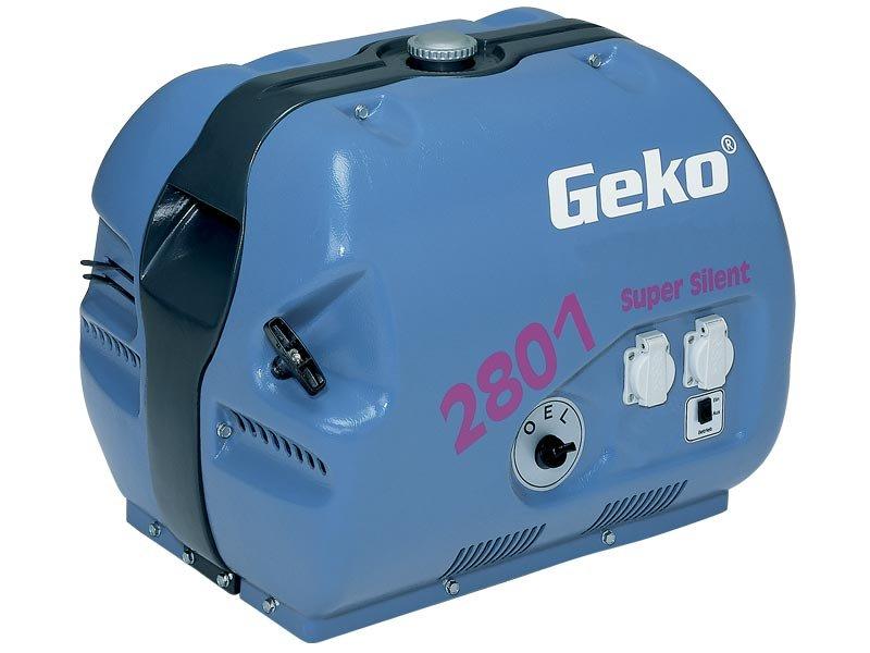 Купить Генератор Geko 2801 E-A/HHBA SS