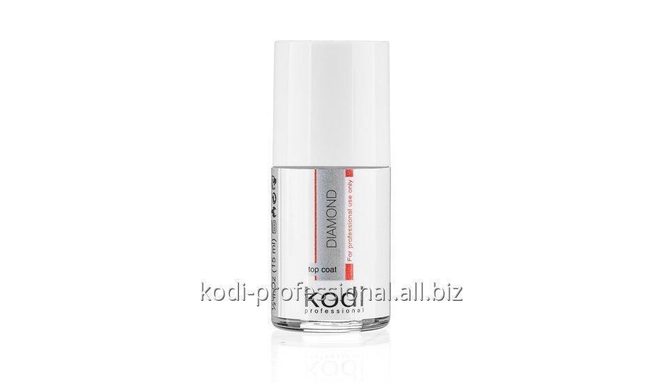 Diamond Topcoat Kodi professional 15 ml (Верхнее покрытие для акриловых ногтей)