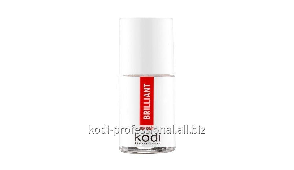 Brilliant Topcoat TC Kodi professional 15 ml Основа под лак