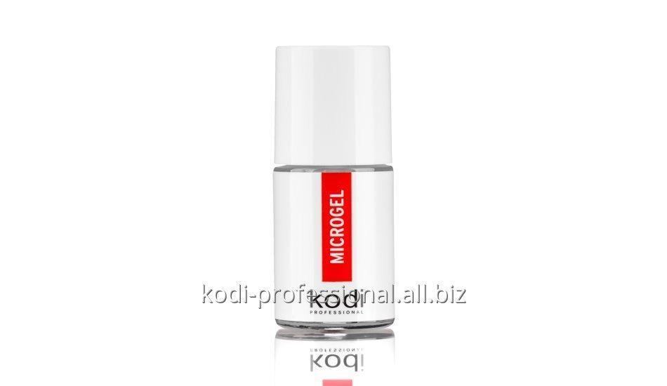 Microgel Kodi professional 15 ml (Средство для укрепления натуральной ногтевой пластины)