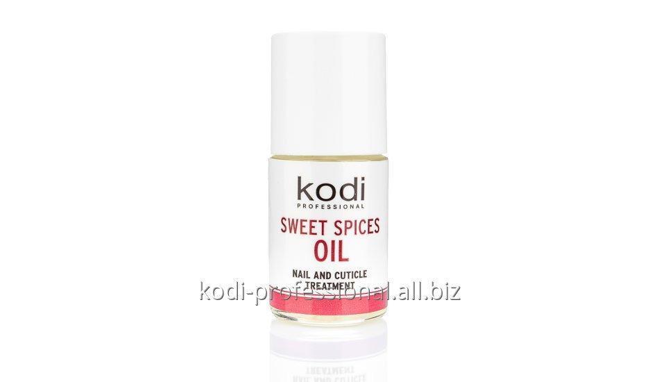 Масло для кутикулы Kodi professional Sweet spices 15 ml